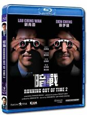 "Lau Ching-Wan ""Running Out of Time 2"" Ekin Cheng HK  Action Region A Blu-Ray"