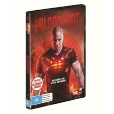 BLOODSHOT DVD, VIN DIESEL, NEW & SEALED ** NEW RELEASE ** FREE POST
