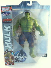 MARVEL SELECT HULK AGE OF ULTRON AVENGER ACTION FIGURES INCREDIBLE DIAMOND TOY