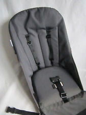 BUGABOO CAMELEON 2 SEAT FABRIC HARNESS AND SHOULDER STRAPS IN GREY
