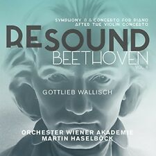 Resound Beethoven [New CD]