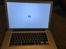 "Apple MacBook Pro Mid-2012 15"" Display - Core i7 - 8gb DDR3 RAM - No Hard Drive"