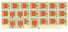 YVERT N° 837 x 25 BLASON AUVERGNE TIMBRES FRANCE NEUFS sans CHARNIERES
