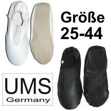 Gymnastikschuhe echtes Leder - Turnschuhe - Turnschläppchen - freie Wahl Gr25-44