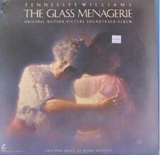 THE GLASS MENAGERIE SOUNDTRACK, TENNESSEE WILLIAMS - LP