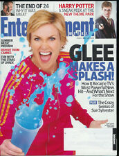 JANE LYNCH Glee KATY PERRY Kiefer Sutherland 24 SHREK 2010 magazine Katie