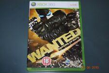 Wanted Weapons of Fate XBOX 360 UK PAL ** Kostenlose UK Versand **