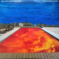 RED HOT CHILI PEPPERS Californication 1999 15-track vinyl 2-LP album NEW/SEALED