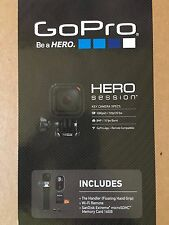 GOPRO HERO SESSION + REMOTE + 16GB MEMORY CARD + HAND GRIP BUNDLE NEW OFFER!