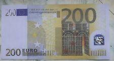 Sammler Test Banknoten Mit Hologramm 200 Euro Schein