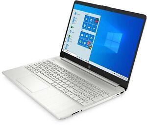 """New HP 15.6"""" Touch Screen Laptop 15-EF0023DX AMD Ryzen 5 12GB 256GB SSD Webcam"""