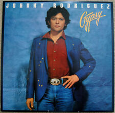 """JOHNNY RODRIGUEZ """"Gypsy"""" BRAND NEW FACTORY SEALED 1980 Epic LP"""