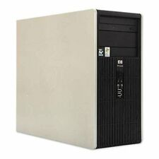 Refurbished HP DC5750 Tower Computer AMD 3500+ 2.2GHz 2G 160G Win 10
