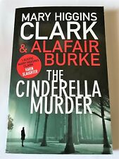 The Cinderella Murder by Mary Higgins Clark, Alafair Burke (Paperback, 2015) NEW