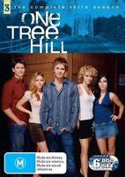 ONE TREE HILL SEASON 3 *NEW+SEALED* 6 DVDS GEN.REGION 4