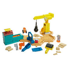 Fisher price Bob The Builder Mash & Mold Construction Site DMM55 **NEW**