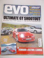 EVO magazine - issue 076 - February 2005