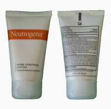 2 PACK LOT NEUTROGENA ACNE CONTROL LOTION 1.4 OZ NEW AUTHENTIC FAST EXP 07/2019