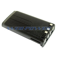 Battery For KENWOOD KNB-14 KNB-15A KNB-20N TK-272G TK-372G 1800mAh NiMh