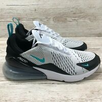 NIKE AIR MAX 270 WHITE DUSTY CACTUS size UK 9 US 10 EUR 44 AH8050 001 720 97 98