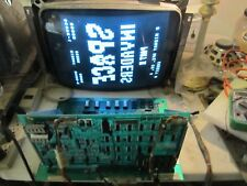 Midway Space Invaders Deluxe arcade game board set repair service