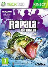 Rapala Fishing (Kinect) XBOX 360 IT IMPORT ACTIVISION BLIZZARD
