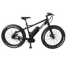 Rambo Bikes 750w Matte Black Fat Bike R750