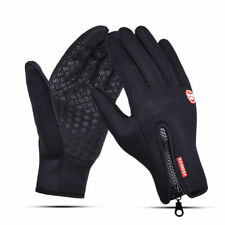 Fishing Gloves Full Finger Neoprene PU Breathable Leather Fitness Winter Fishing