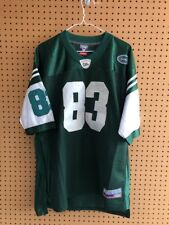 O'lico Sports New York Jets Jersey #83 Adult Large Green