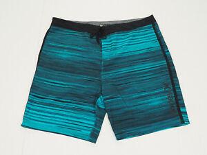 Hurley Phantom Beachside Slider Blend Swim Board Shorts Mens 38