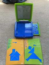 Tangoes Jr Preschool Tangram Game w/Portable Case, Cards