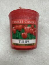 NEW Yankee Candle Tulips votive
