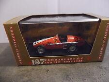 1/43ème BRUMM Série Oro n°167 – Ferrari 500 F2 – 1951-1953 (Scuderia Svizzera)