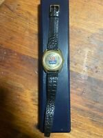 1980 NFL Alumni Philadelphia Eagles Watch RUNS Lafayette Swiss Wind-Up RARE VHTF