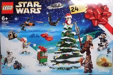 Lego 75245 Star Wars Adventskalender Advent Calendar 6 Figuren + 4 Droi 2019 NEU