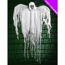 Hanging Winged SKELETON ANGEL 115 X 82cm Halloween Horror Fancy Dress Party Prop