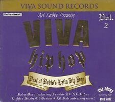 Baby Bash Lighter Shade Central Coast Clique Viva Hip Hop Vol 2 CD New Sealed