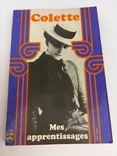 Mes Apprentissages (Colette - 1936) Le Livre de Poche 1936 good