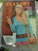 Vintage Playboy Magazine September 1970 ~ Playmate Debbie Ellison Peter Fonda