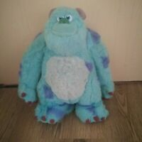 Monsters Inc Sully Hasbro Talking Soft Toy Disney Pixar 12""