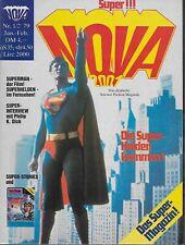 Nova 2001 Nr.1/2 / 1979 Die Superhelden kommen! / Superman - Der Film