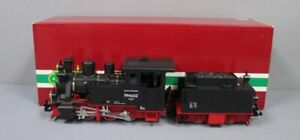 LGB 21261 G Scale German Steam Locomotive & Tender EX/Box