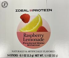 Ideal Protein Raspberry Lemonade Water Enhancer