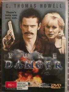 Pure Danger DVD C Thomas Howell Teri Ann Linn - 1996 Retro B Grade Action Movie