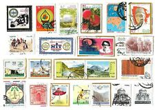 PAKISTAN - Selection of Stamps on Paper from Kiloware