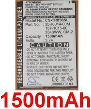 Battery 1500mAh type 157-1015-00 3343WW 35H0014-00M CM-2 For Palm Treo 850W