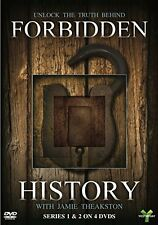 Forbidden History (4 DVD SET)With Jamie Theakston: Series 1-2 [DVD]