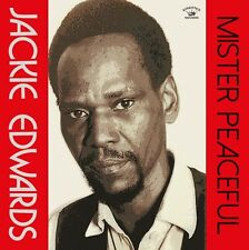 JACKIE EDWARDS - MISTER PEACEFUL   CD NEU