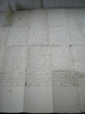 A last Will & Testament Of WILLIAM HOWE Of Mangotsfield Dated January 1852