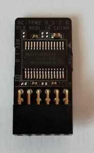 Gigabyte GC-TPM2.0_S 2.0 TPM Module Compute Securely bus header Trusted Platform
